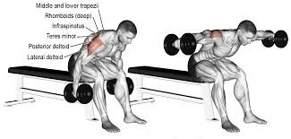 One Simple Movement Upper Body Exercise To Fire Up Your Rear Delts