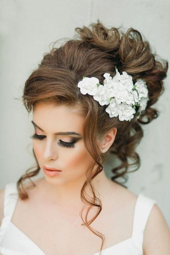 La Moda En Tu Cabello Modernos Peinados De Moda Para Novias 2017