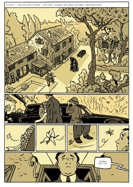 The Long And Winding Road aux editions Kennes page 5