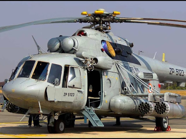 Remodeled by Slovakia, Russia rejects Mi-17V-5 service