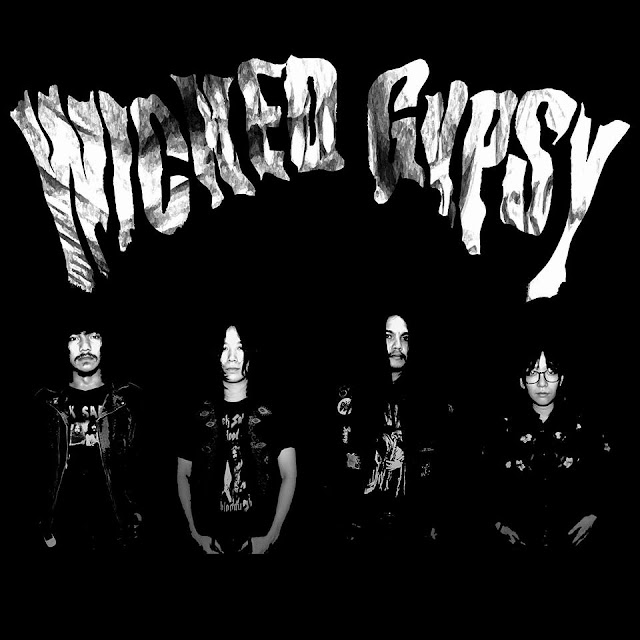 Interview with Wicked Gypsy, Stoner Doom Metal Band from Malaysia, Interview with Wicked Gypsy Stoner Doom Metal Band from Malaysia