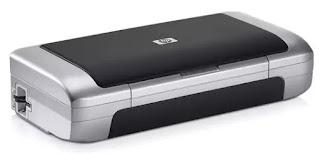 HP Deskjet 460c Mobile Printer drivers & Software