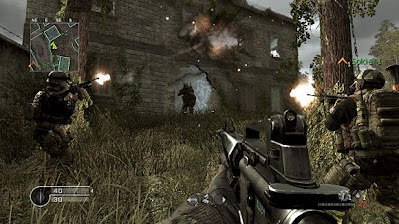 Download Game Call of Duty 4 Modern Warfare PC