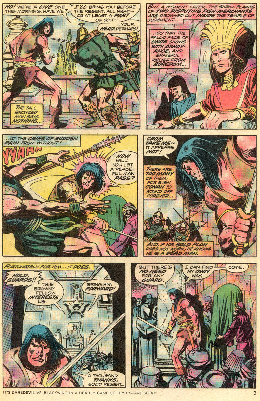 Conan the Barbarian (1970) Issue #51 #63 - English 3