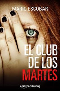 Novelas publicadas por Amazon, Mario Escobar