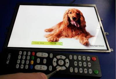Mengatasi Gambar Klise Saat Pemasangan Board Universal Lcd Led TV