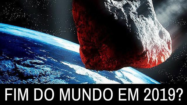 NASA e FEMA simulam asteroide atingindo o planeta? (2019 ALERTA!)