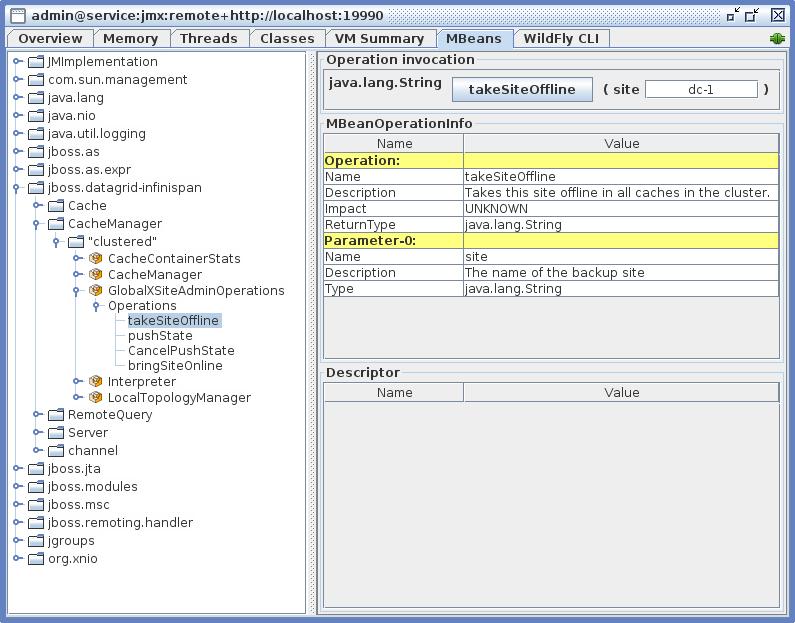 Keycloak - Blog - Keycloak Cross Data Center Setup in AWS