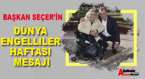 Anamur Haber, Mersin Haber, Mersin Büyük Şehir Belediyesi, Vahap Seçer,