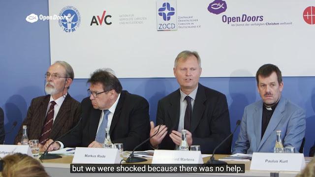 O verdadeiro preconceito do Ocidente: rejeição aos cristãos perseguidos