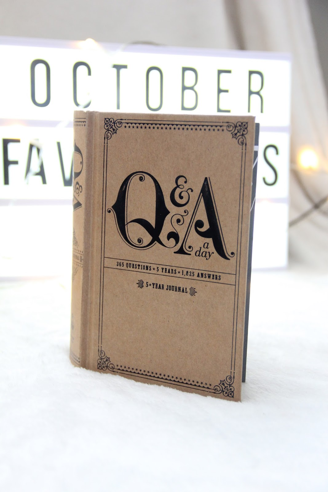 Q&A a Day Journal.