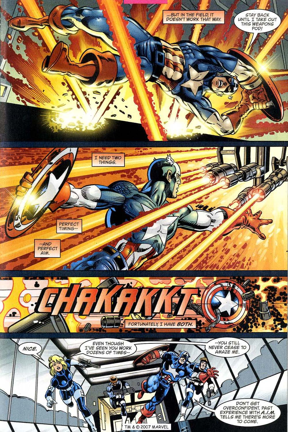 Captain America (1998) Issue #39 #46 - English 21