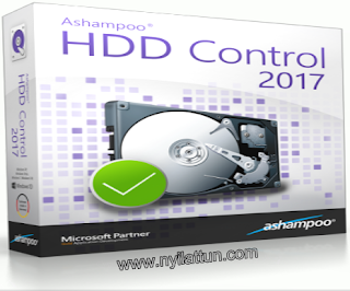 Ashampoo HDD Control 2017 v3 Full Crack (12.8 MB)