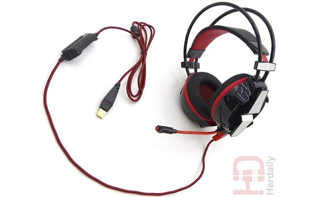 cascos gaming ikos, auriculares ikos, review auriculares gaming, packaging, review ikos, ikos, cable trenzado, comprar auriculares ikos, auriculares gaming, auriculares gamer, sonido envolvente
