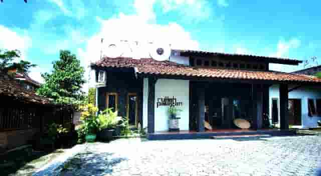 Rumah Palagan Jogjakarta Selaksa Tinggal Di Bali