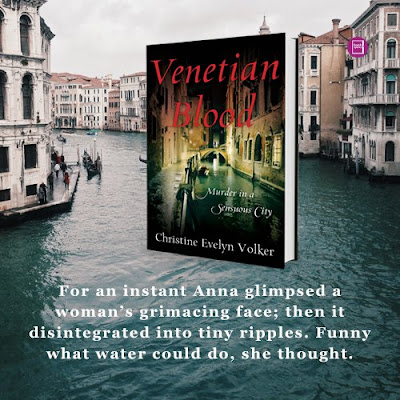 Venetian Blood: murderin a sensuous city