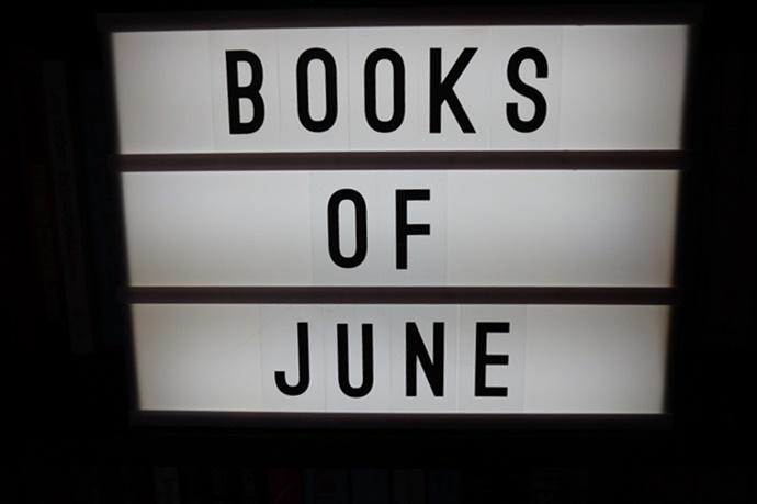 Książki czerwca