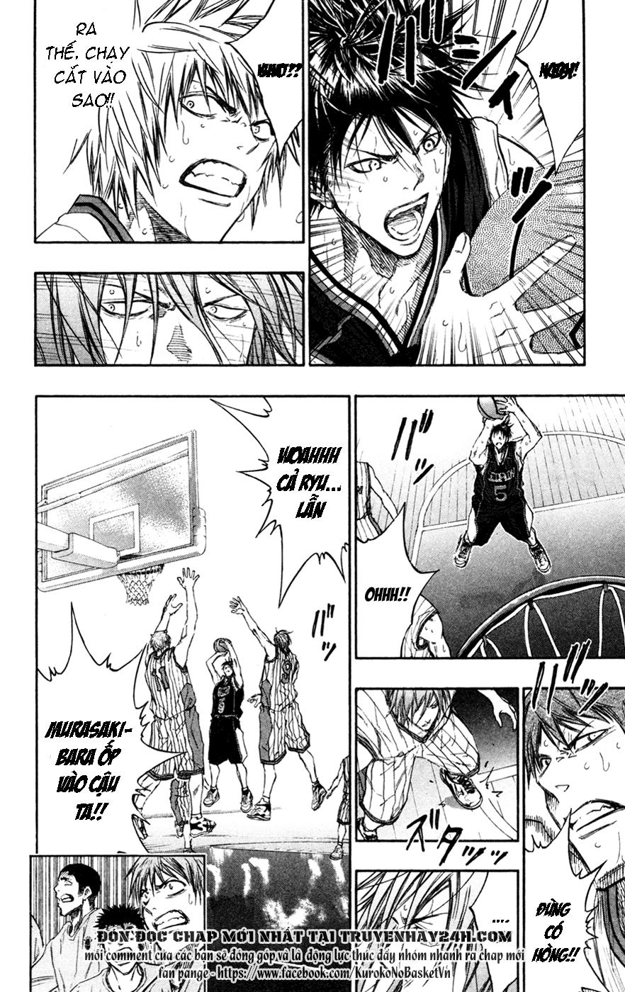 Kuroko No Basket chap 152 trang 16