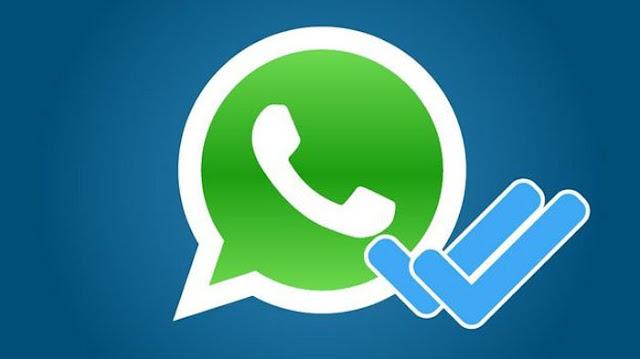 Cara Mudah Baca Pesan Whatsapp Tanpa Tanda Centang Biru terlihat