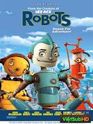 Những Chú Robot Đáng Yêu