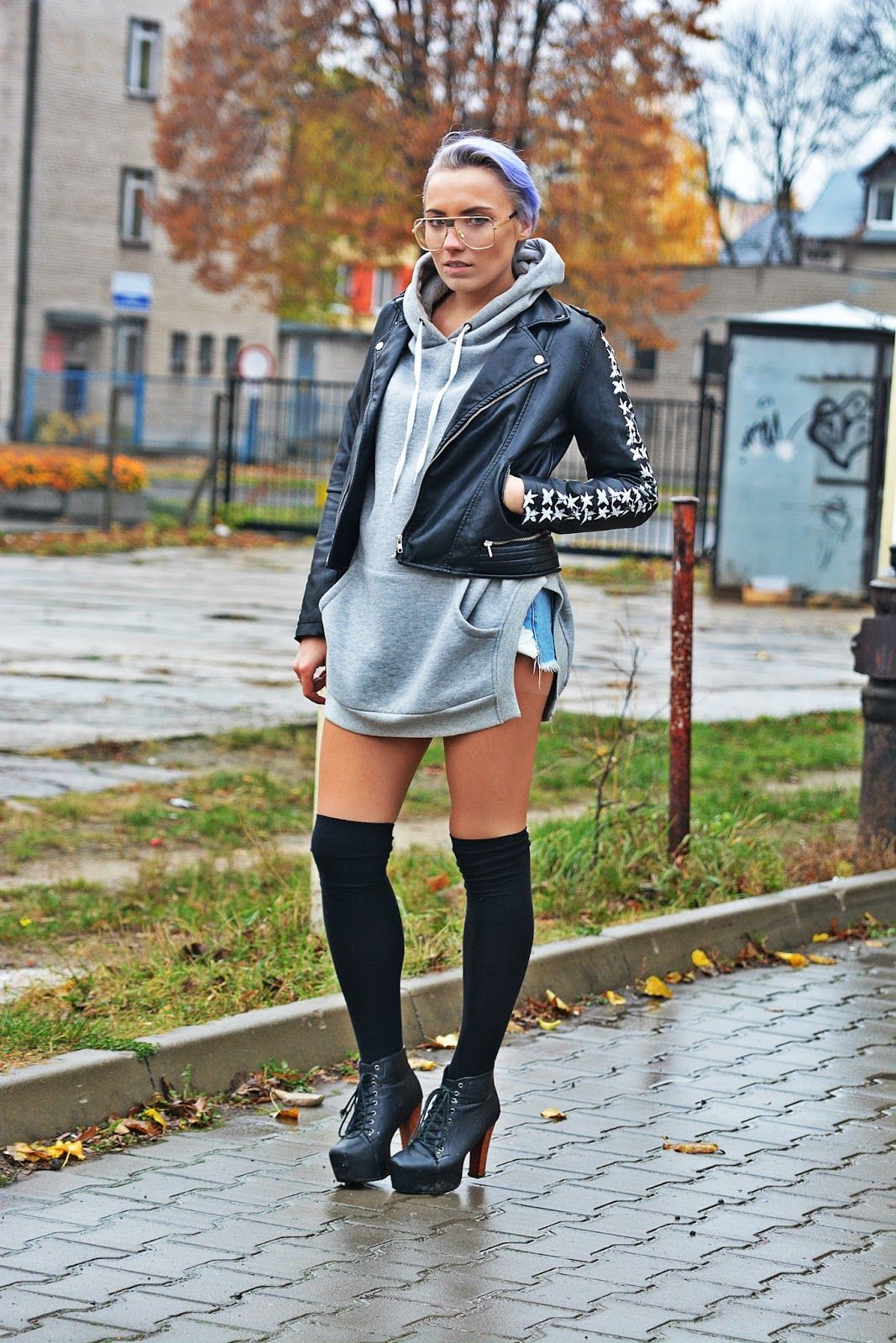 long_gray_blouse_szara_bluza_zakolanowki_karyn1