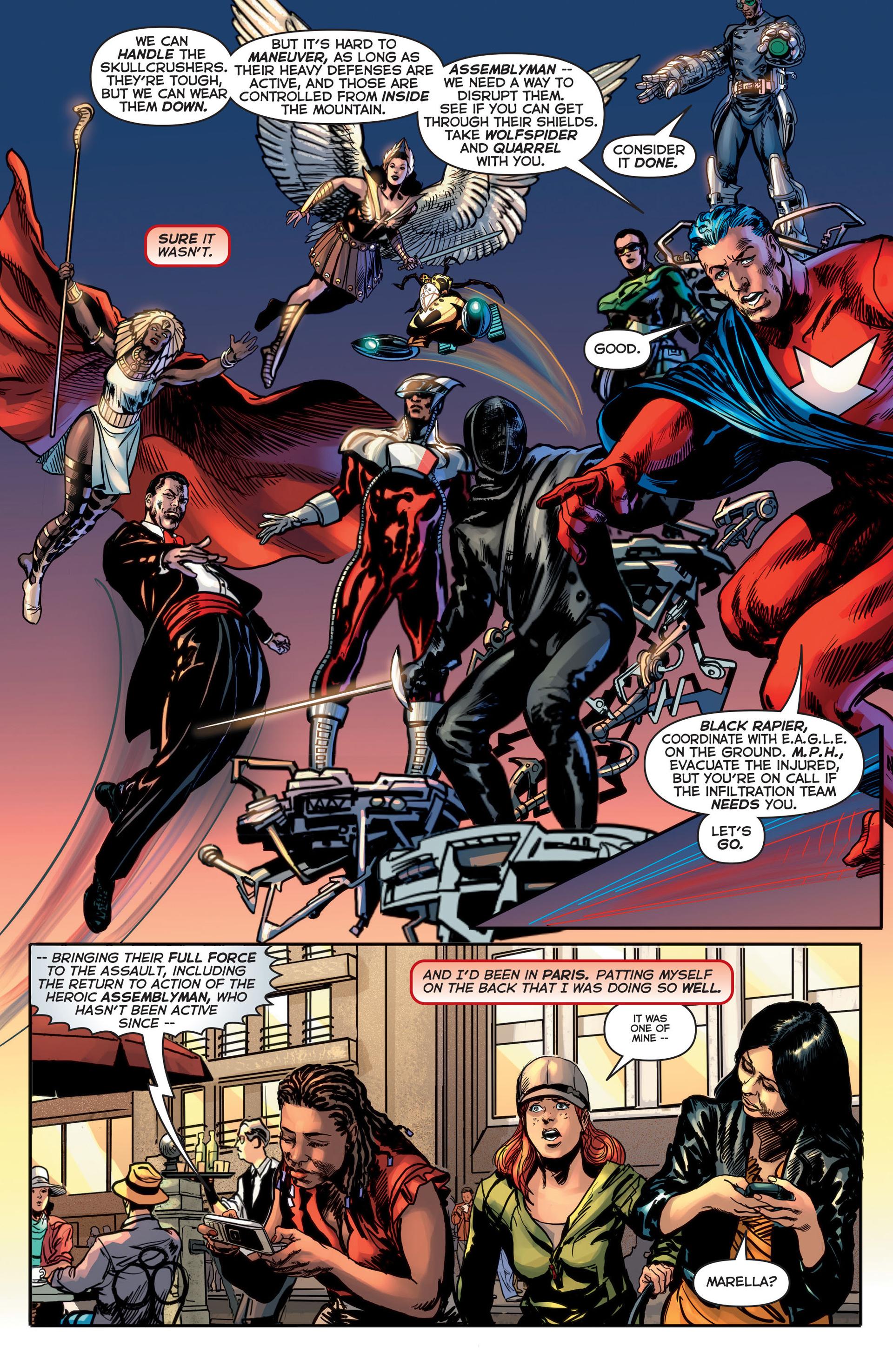 Read online Astro City comic -  Issue #3 - 4