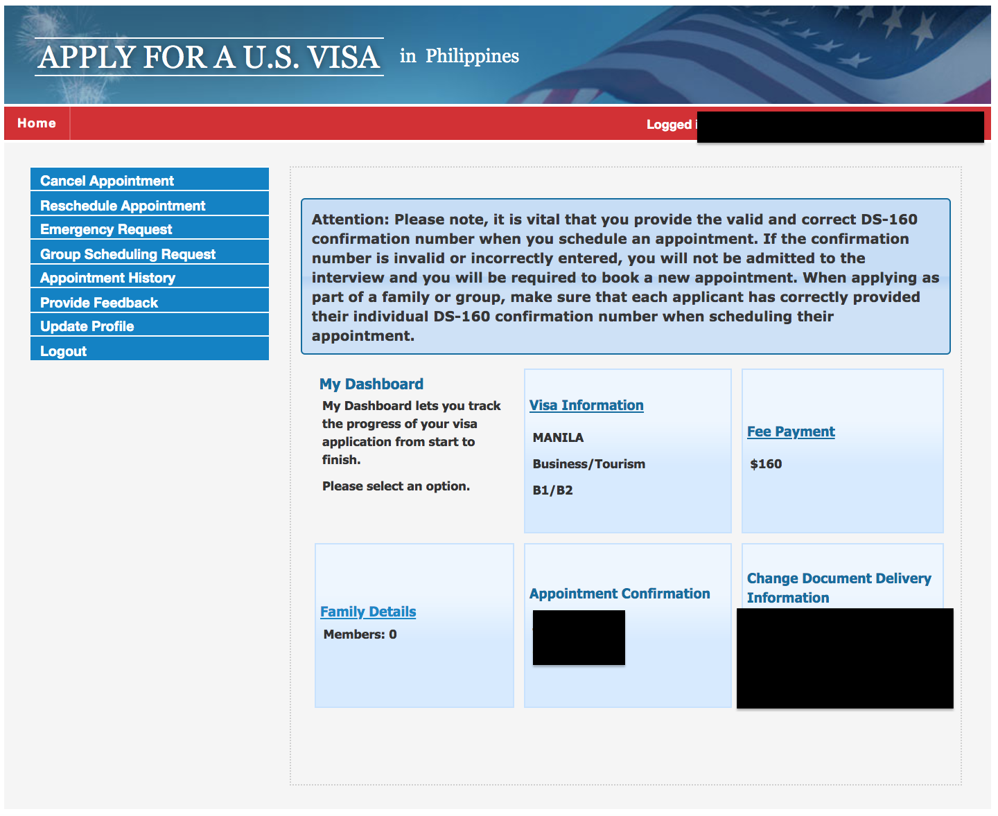 How to apply for a US Tourist Visa in the Philippines +