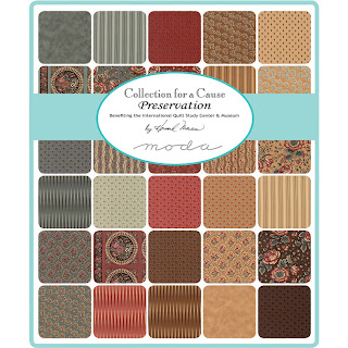 Moda Preservation Fabric by Howard Marcus for Moda Fabrics