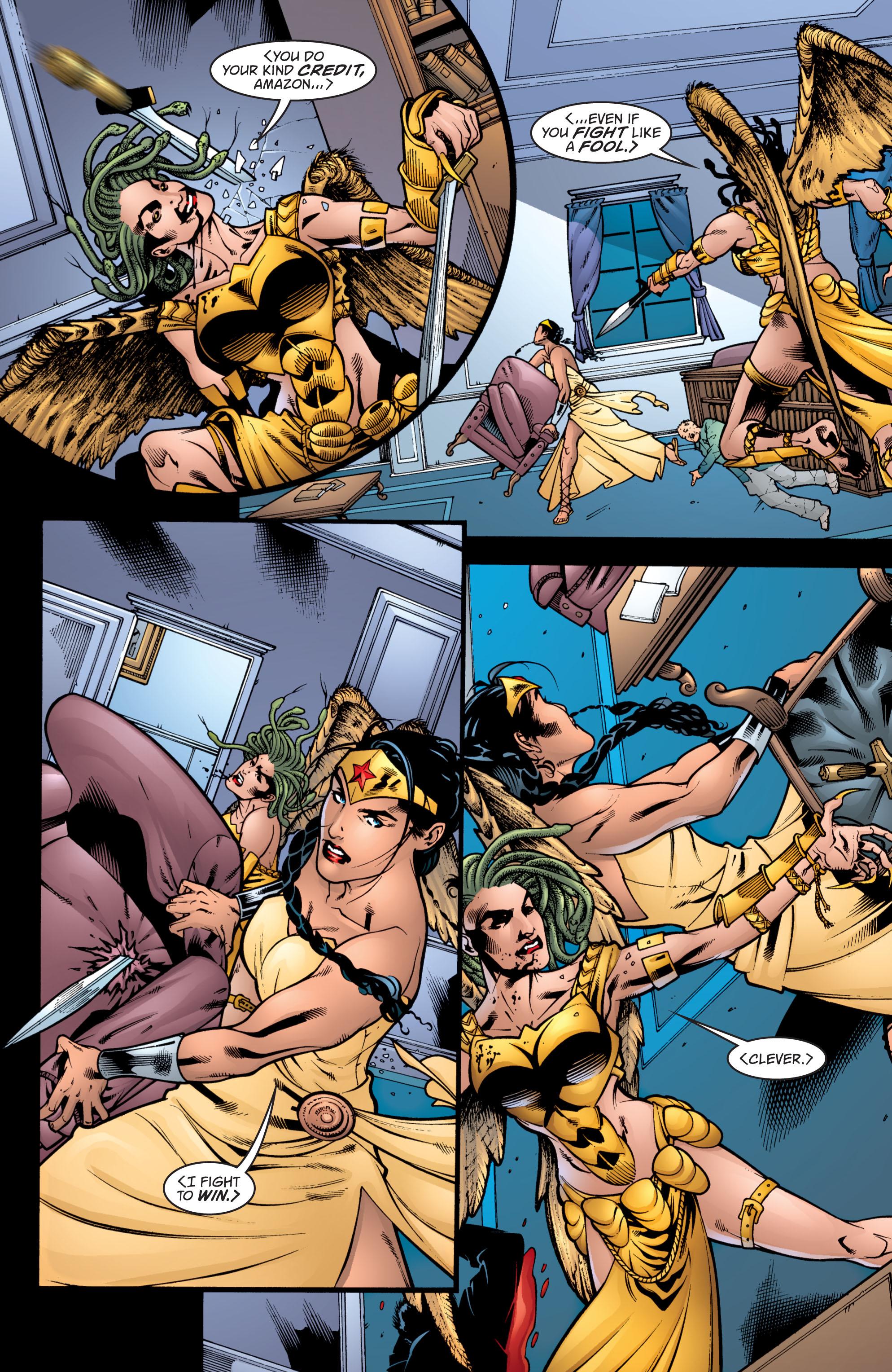 Read online Wonder Woman (1987) comic -  Issue #208 - 21