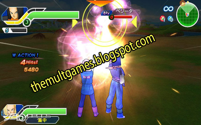 Dragon ball tenkaichi tag team download pc