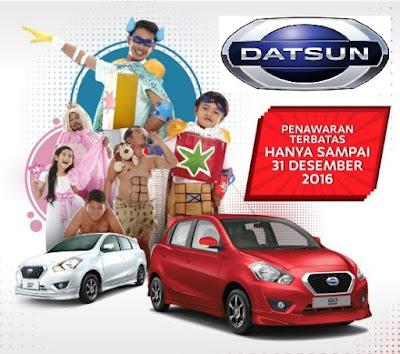 Promo Akhir Tahun Datsun