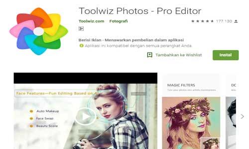 toolwiz photo aplikasi edit foto keren terbaik untuk android