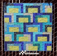 Open Sesame quilt