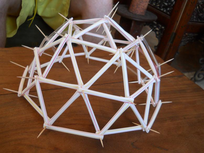 image of spiked ball