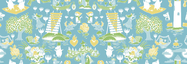 https://www.photowall.fi/moomin-retro-pattern-blue-green-tapetti