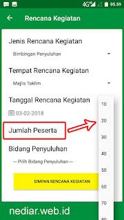 E-PAI Jumlah Peserta Penyuluhan