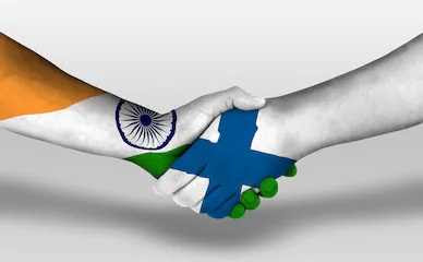 India And Finland Signed MoU