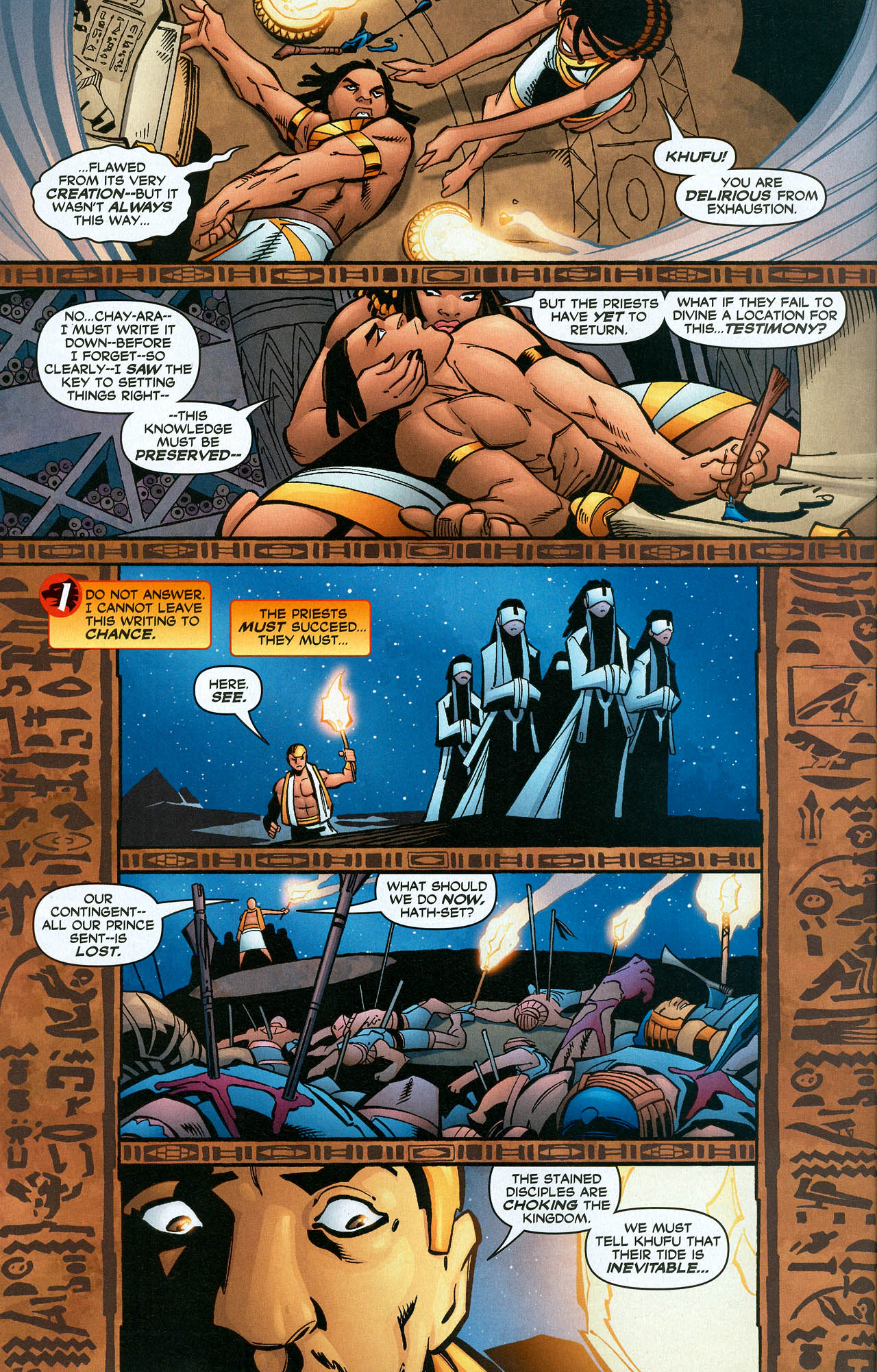Read online Trinity (2008) comic -  Issue #22 - 11