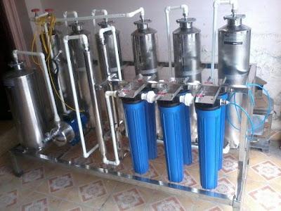 Máy lọc rượu của UHC Việt Nam