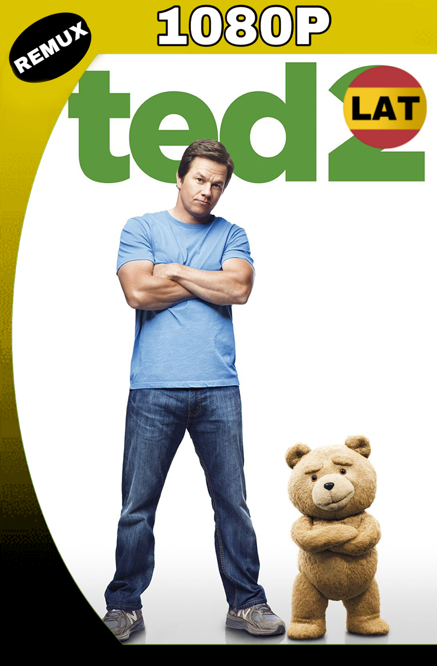 TED 2 (2015) LATINO HD BDREMUX 1080P MKV