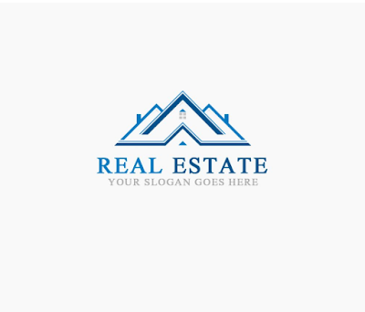 Modern Real Estate Logo PNG and PSD Free