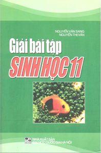 Giải Bài Tập Sinh Học 11 - Nguyễn Văn Sang