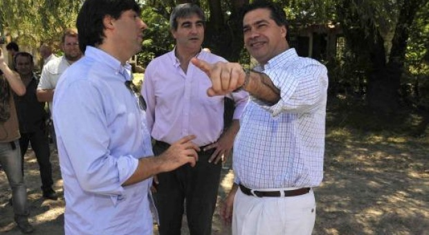 POLÍTICA   Durañona, en Resistencia, apoyaría a Capitanich para presidir el PJ