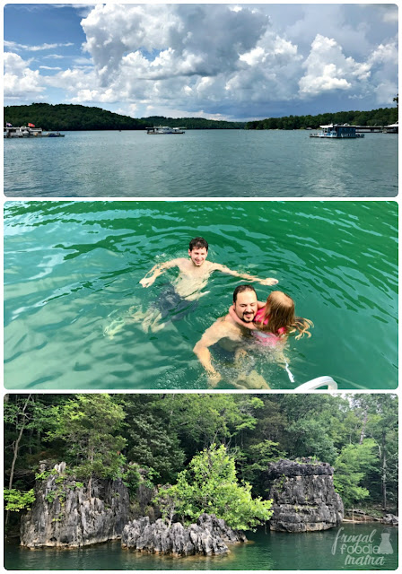 The best way to see and enjoy Norris Lake is by a pontoon boat rented from the Sequoyah Marina. Not only are pontoons great for families, but they are also a budget friendly option.
