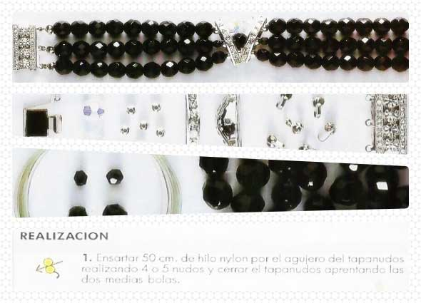 pulsera, bisuteria, azabache, joyas,