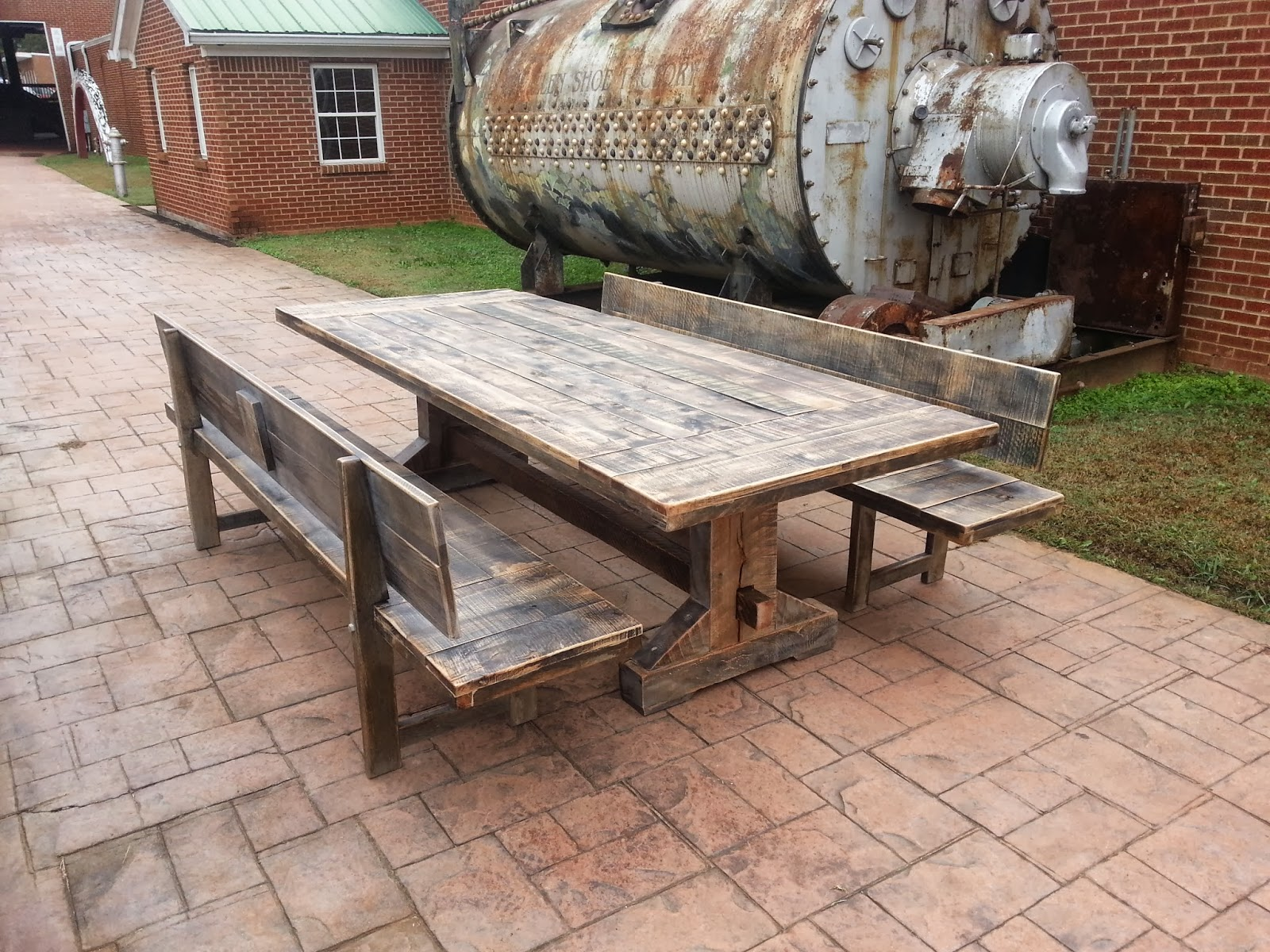 Patio table base ideas. best table metal and wood furniture ...