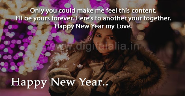 Happy New Year Status in English And Hindi