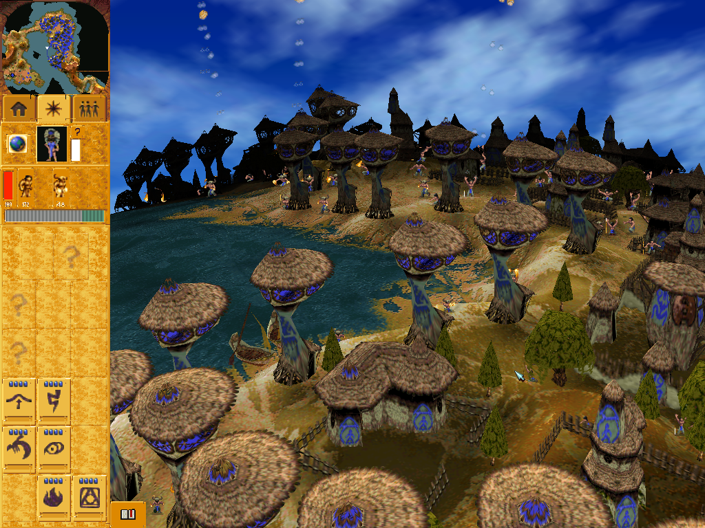 Populous: The Beginning - Full Version Game Download