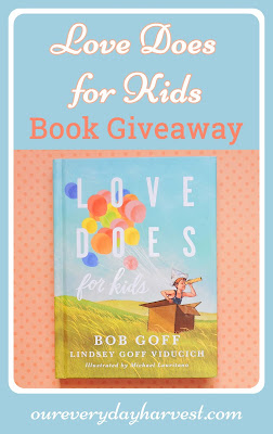 Love Does for Kids Giveaway