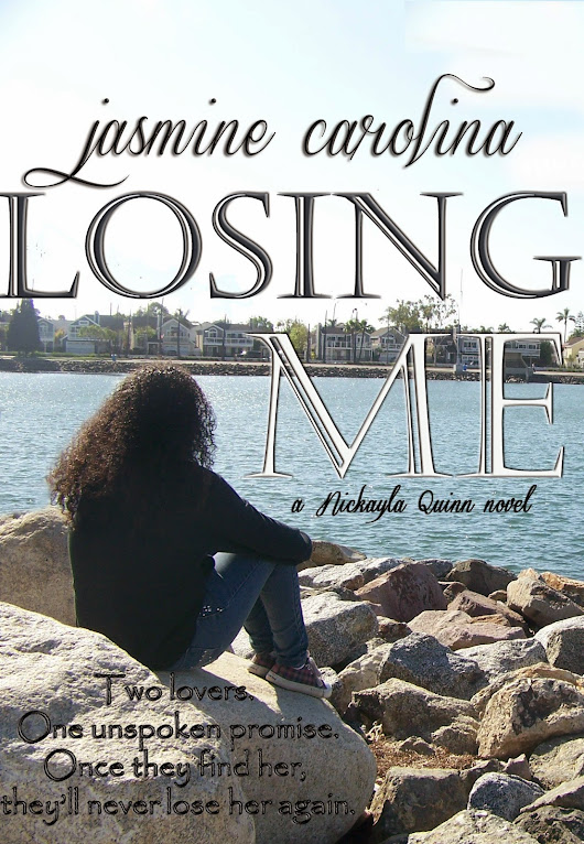 Losing Me: NEW cover and Release Party info